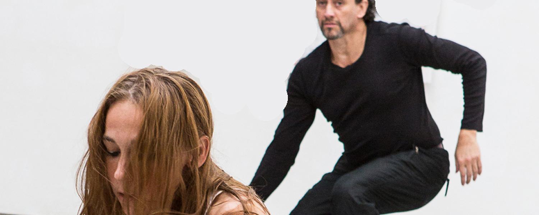 VERSUCHUNG - ein Tanzstück von Paulo Franco